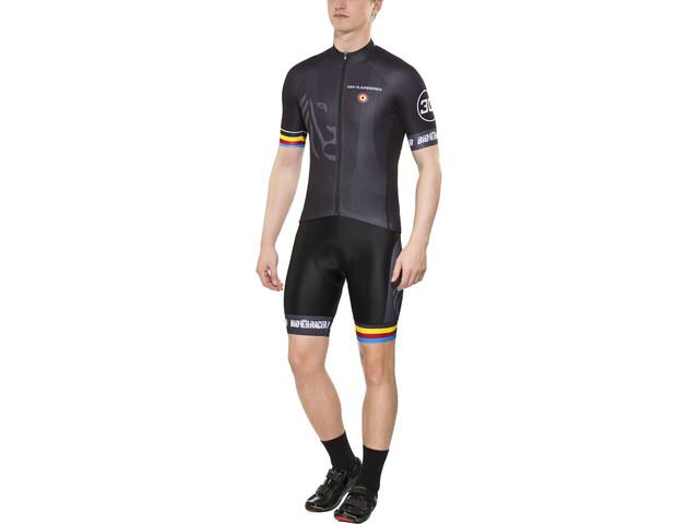 Bioracer Van Vlaanderen Pro Race - Set de ciclismo Hombre - negro ...
